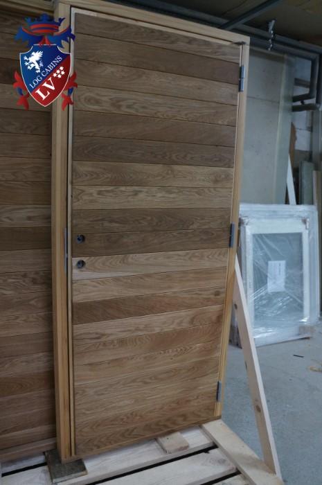 Quality log cabins windows and doors  13