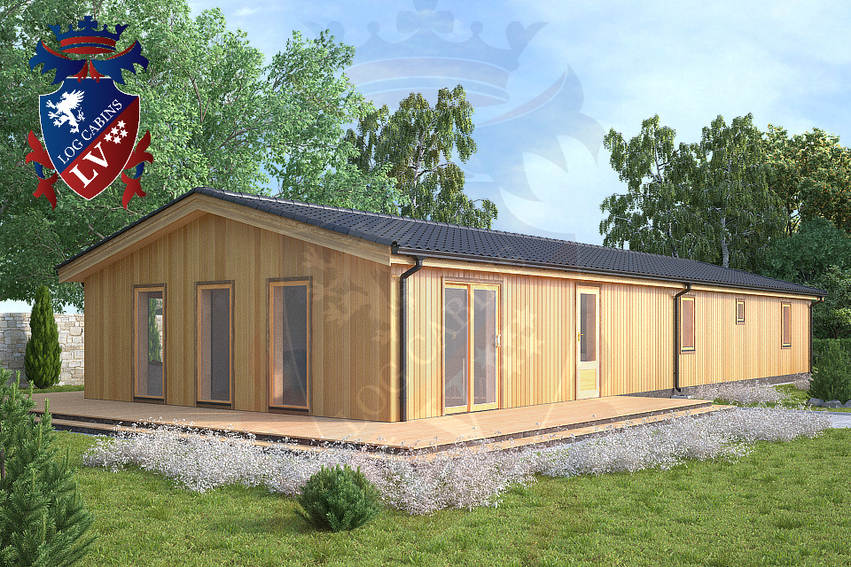 Residential Cabins 28