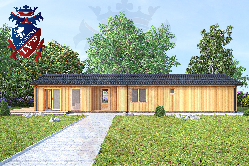 Residential Cabins 43