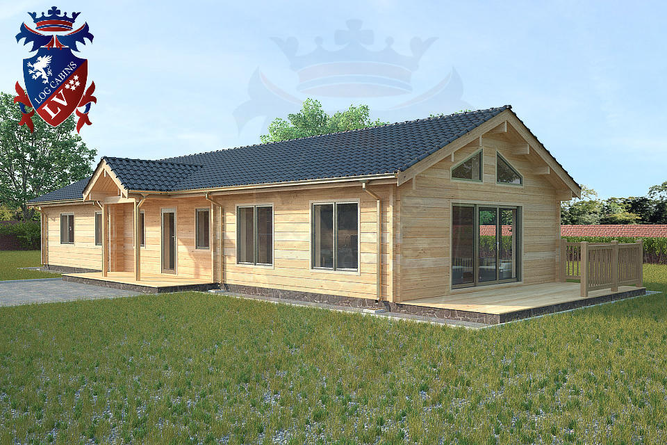 UK Residential Log Cabin supplier