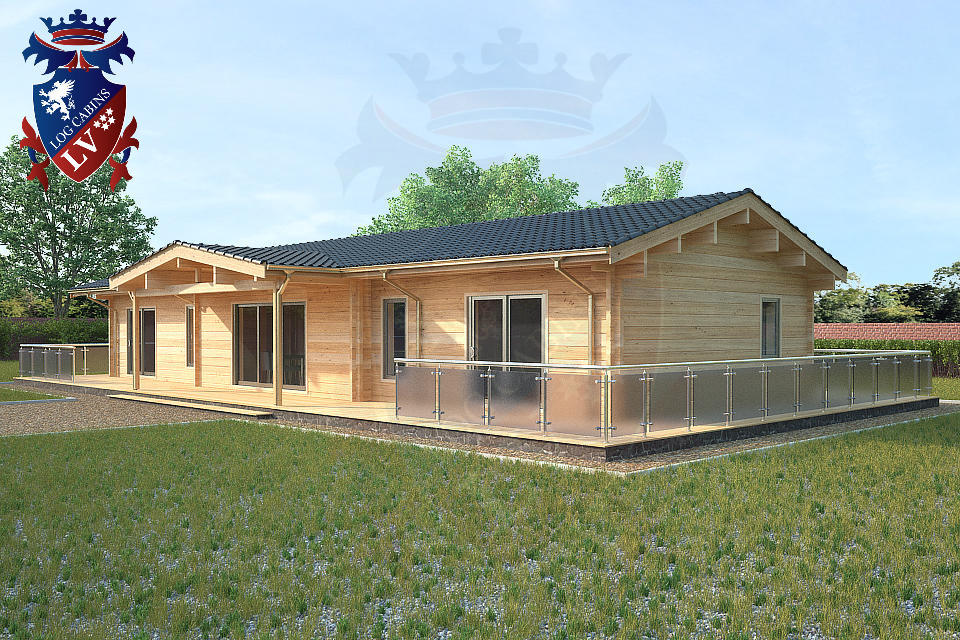 Residential Logcabins UK