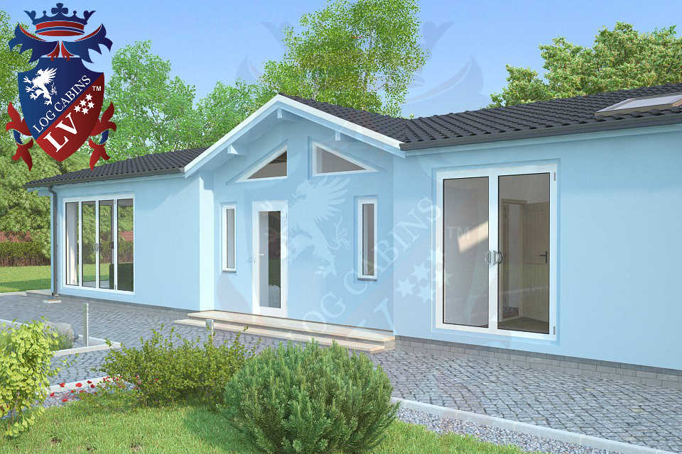 residential timber frame insulated buildings