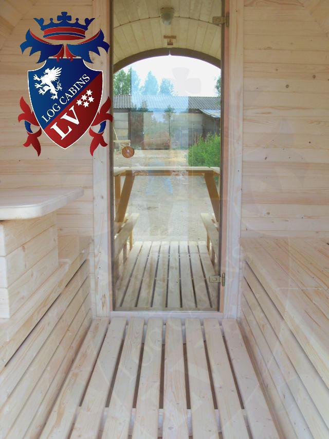 Sauna Barrels by logcabins.lv  61