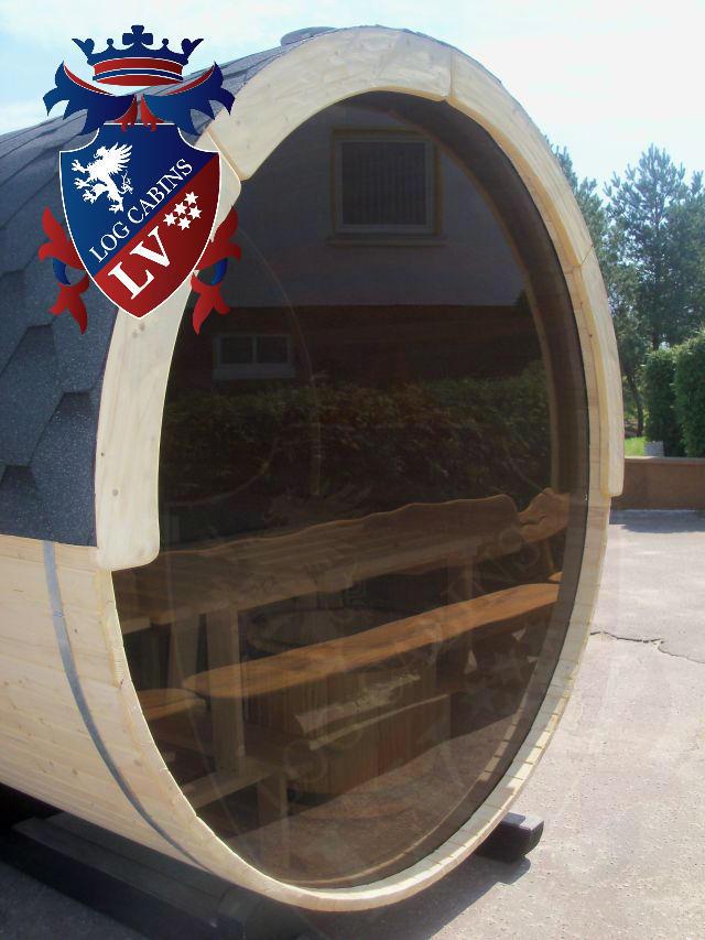 Sauna Barrels by logcabins.lv  64