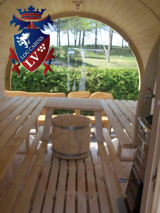 Sauna Barrels by logcabins.lv  65