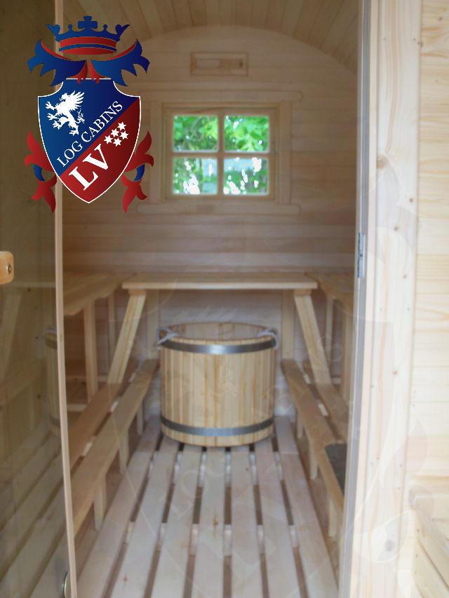 Sauna Barrels by logcabins.lv  67