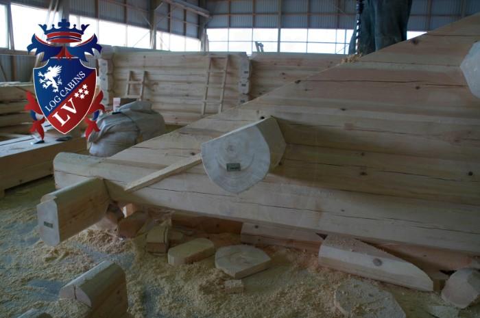 Scandinavian Log Cabins  327