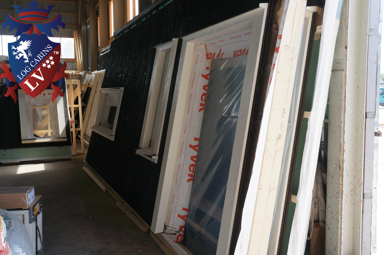 Self Build Energy Efficient Residential Timber Frame Housing