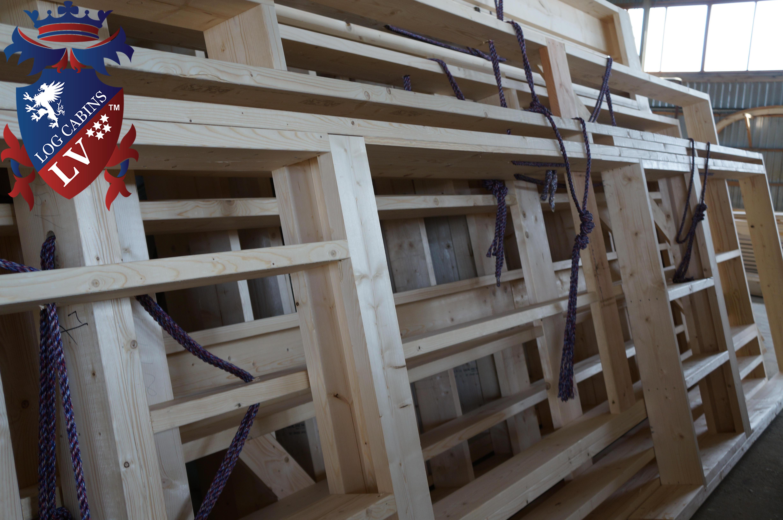 Self Build Energy Efficient Residential Timber Frame Housing  3
