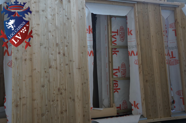 Self Build Energy Efficient Residential Timber Frame Housing  5