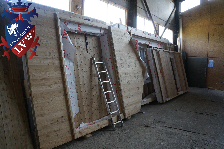 Self Build Energy Efficient Residential Timber Frame Housing  7