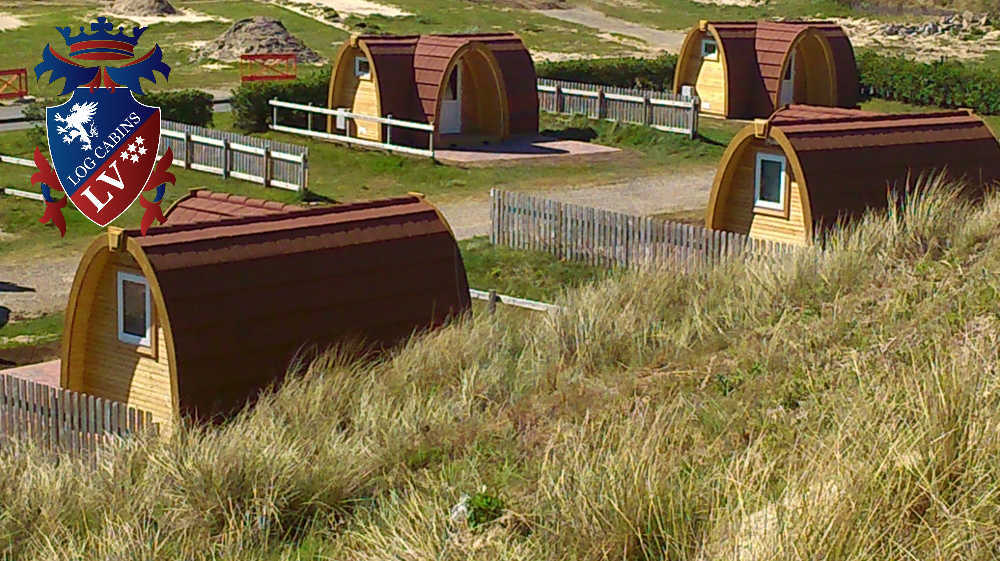St Ives Camping Pods 3