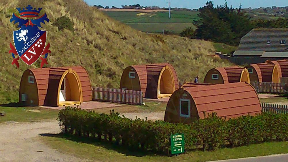 St Ives Camping Pods 4