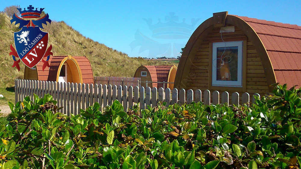 St Ives Camping Pods 5