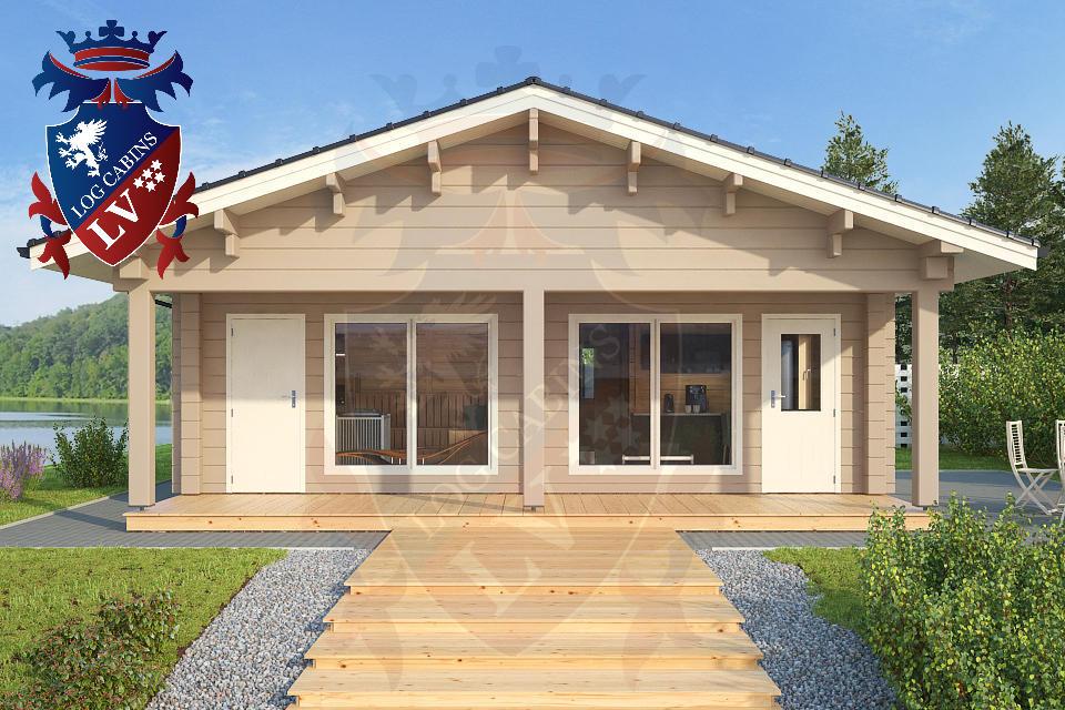 logcabins- summer cottages