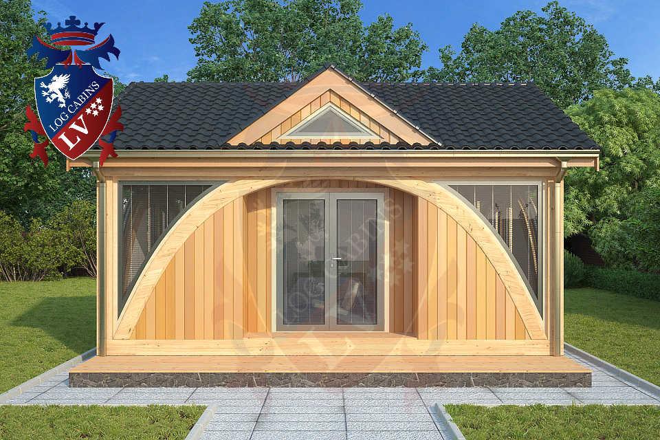 SunShine Clock House 6.0m x 4.0m   14