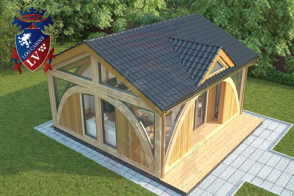 SunShine Clock House 6.0m x 4.0m   23