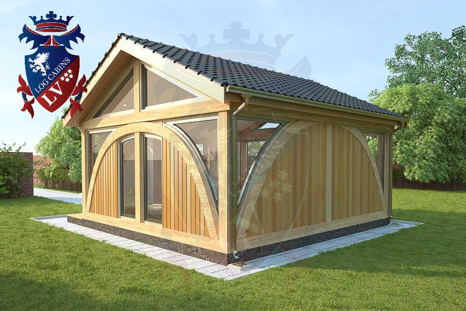 SunShine Clock House 6.0m x 4.0m   26