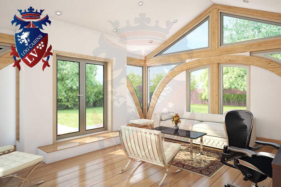 SunShine Clock House 6.0m x 4.0m   35