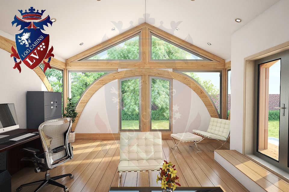 SunShine Clock House 6.0m x 4.0m   38