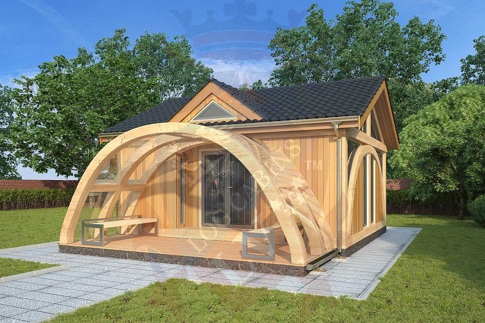 Timber Buildings- Log Cabins
