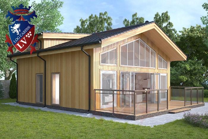LV Timber Frame Houses