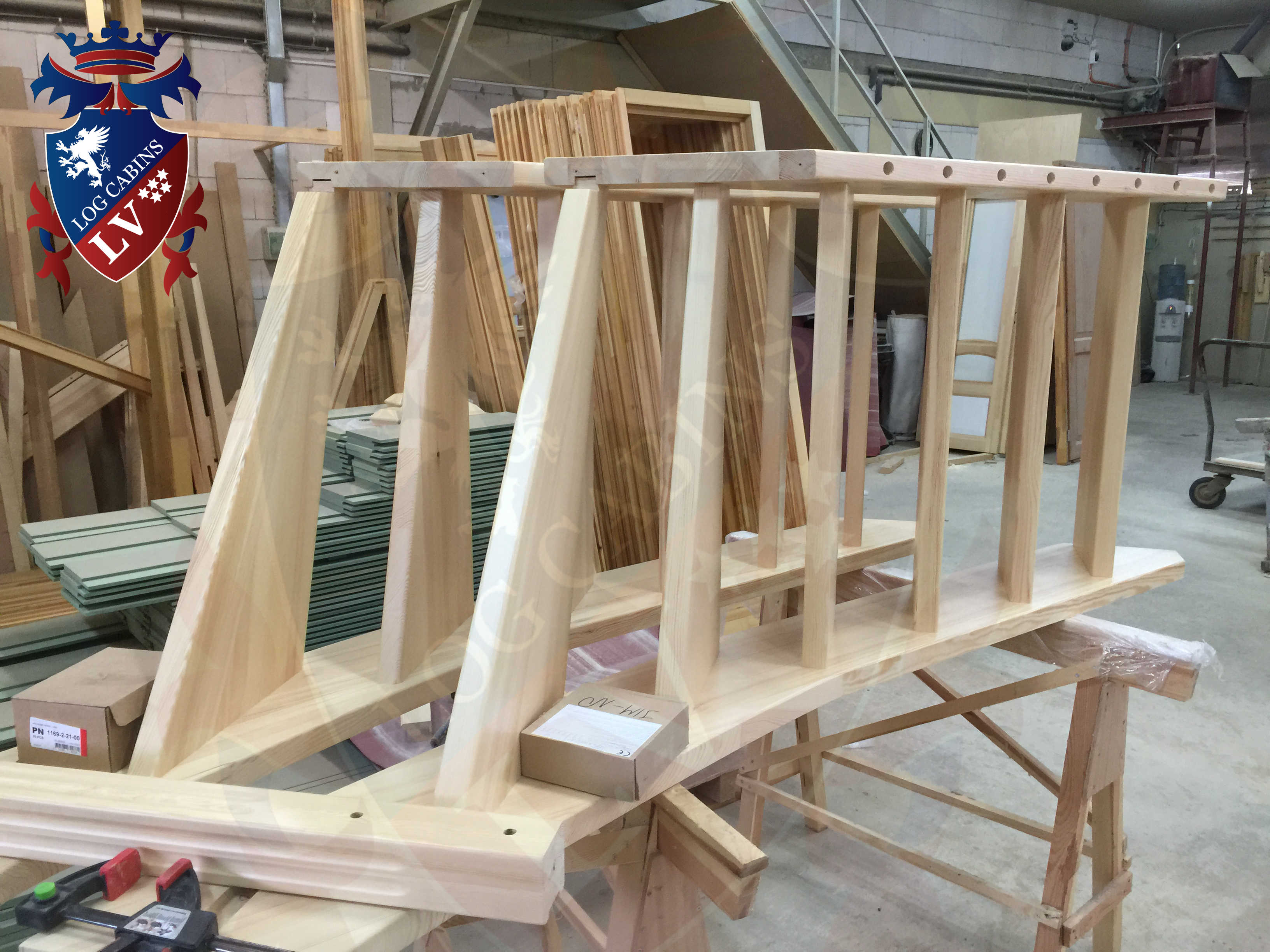 Timber Frame Buildings 22988