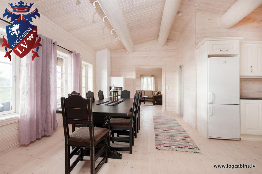 Timber Buildings log cabins LV