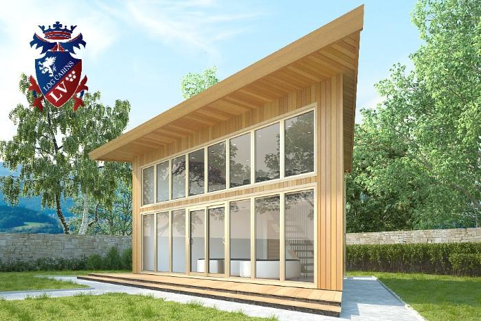 Timber Frame Contemporary Buildings  0197
