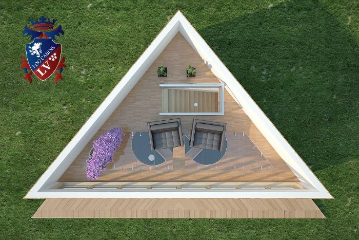 Timber Frame Contemporary Buildings  0587