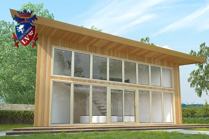 Timber Frame Contemporary Buildings  0782