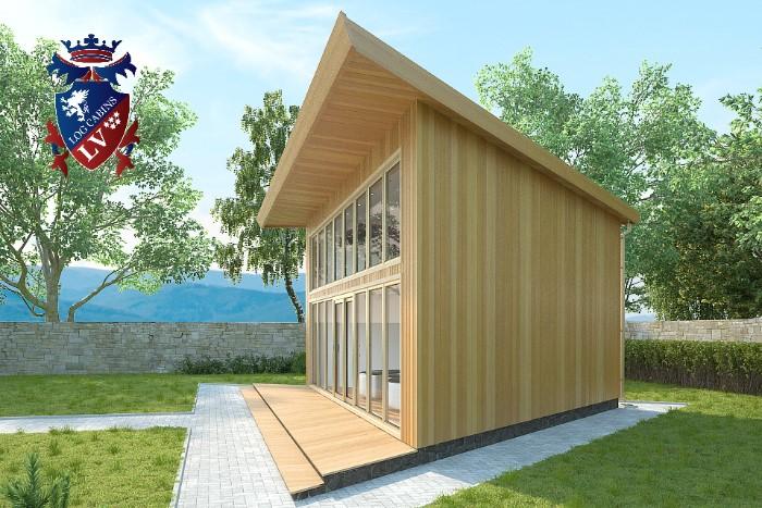 Timber Frame Contemporary Buildings  0977
