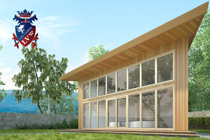 Timber Frame Contemporary Buildings  1367