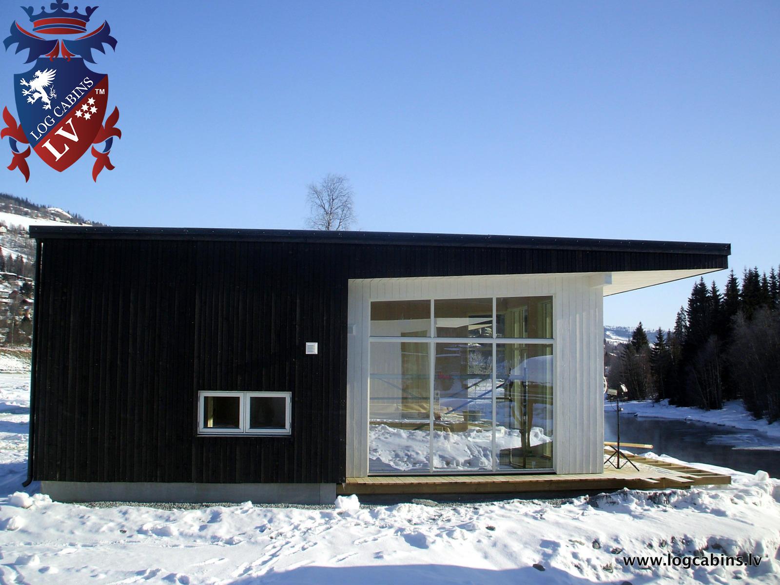 Timber Frame Garden Studios-Offices 14