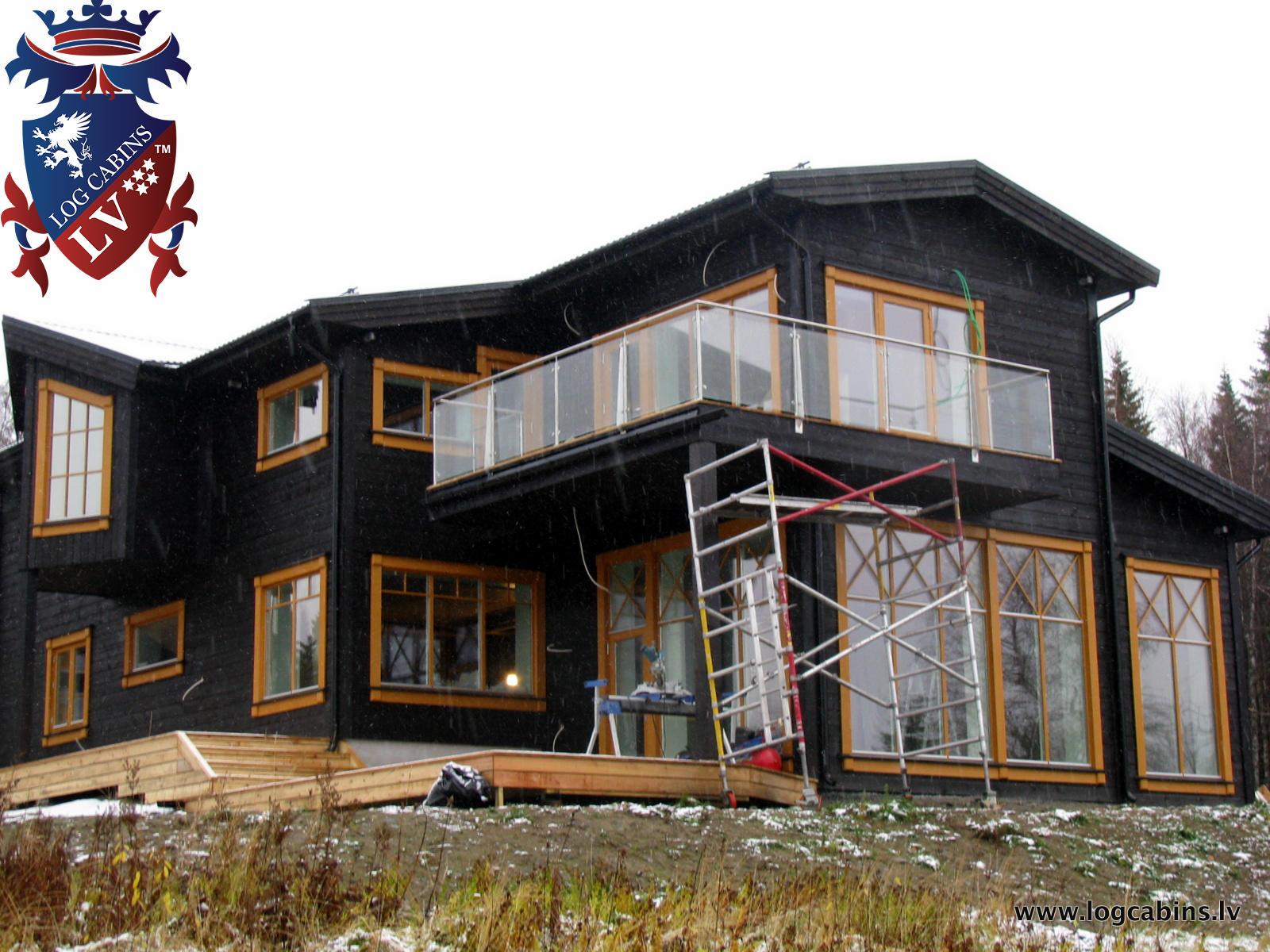 Timber Frame Garden Studios-Offices 16