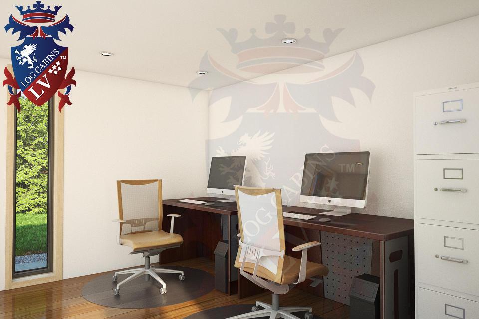 Timber Frame Garden Studios-Offices 3