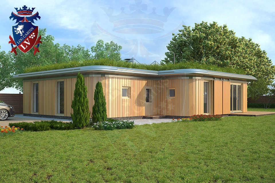 passive bungalows