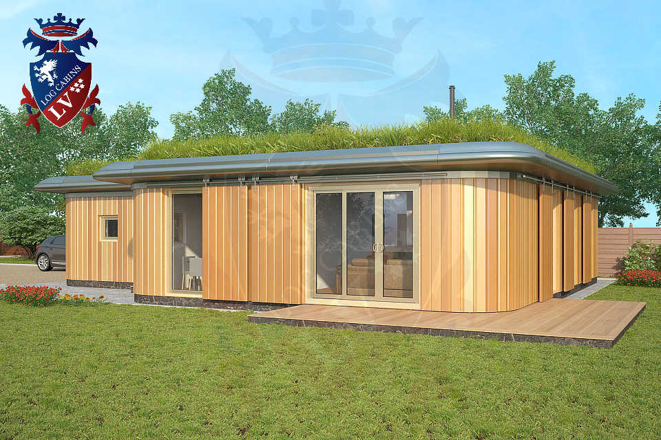 Timber Frame Highly Insulated Passive Bungalows   02