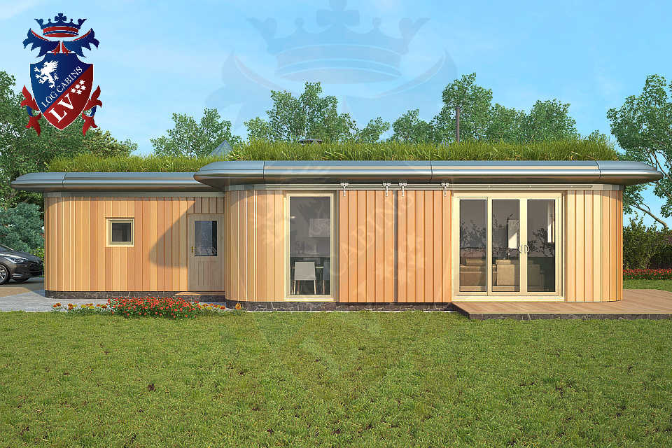 Timber Frame Highly Insulated Passive Bungalows   03