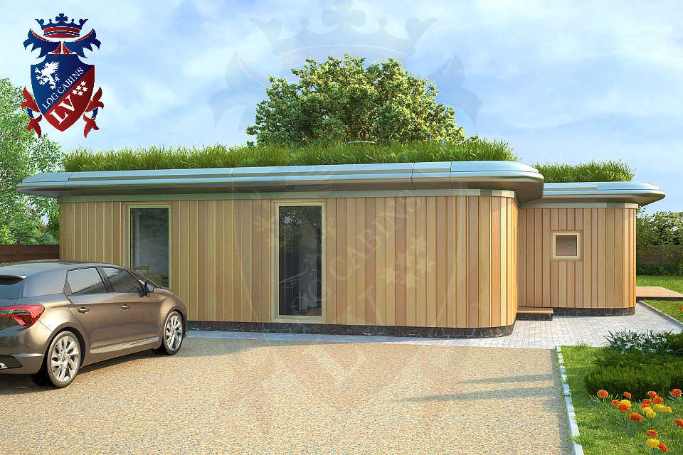 Timber Frame Highly Insulated Passive Bungalows   09