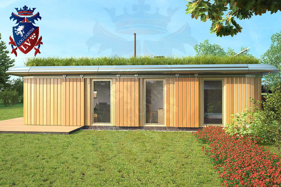 Timber Frame Highly Insulated Passive Bungalows   10