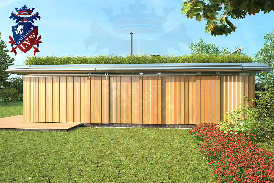 Timber Frame Highly Insulated Passive Bungalows   11