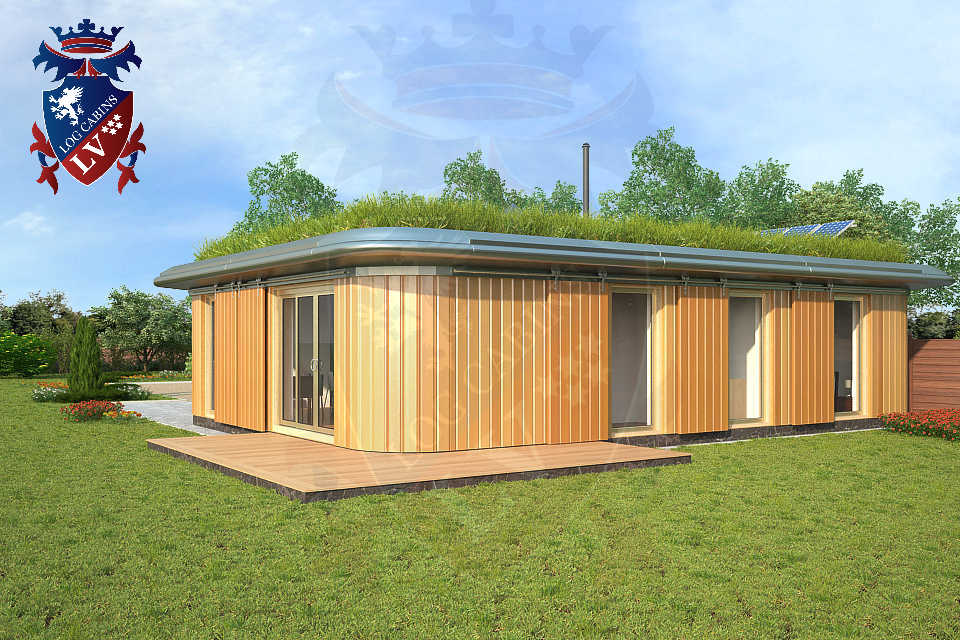 Timber Frame Highly Insulated Passive Bungalows   12