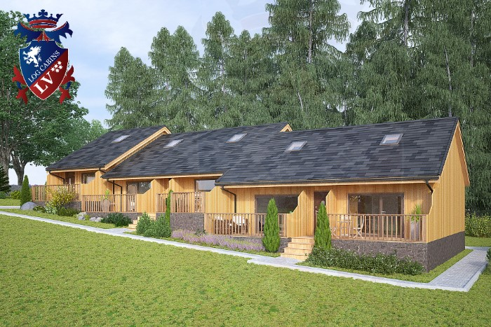 Hotel suites residential bungalows retirement homes by lv for Timber frame bungalow