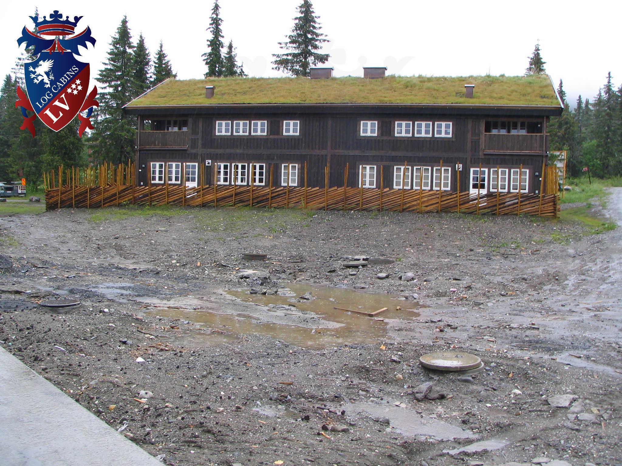 Timber Frame Houses  041