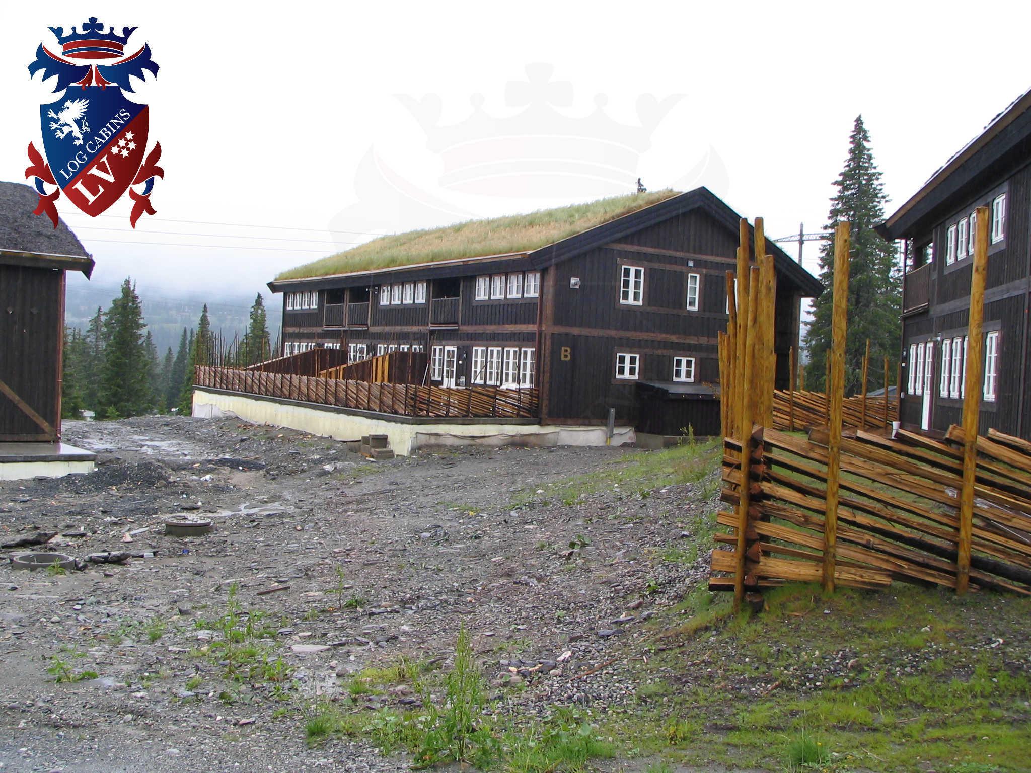 Timber Frame Houses  059