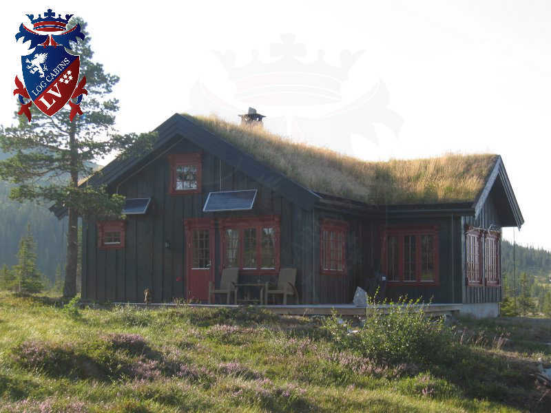 Timber Frame Houses  095