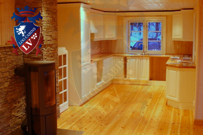 Timber Frame Houses  14