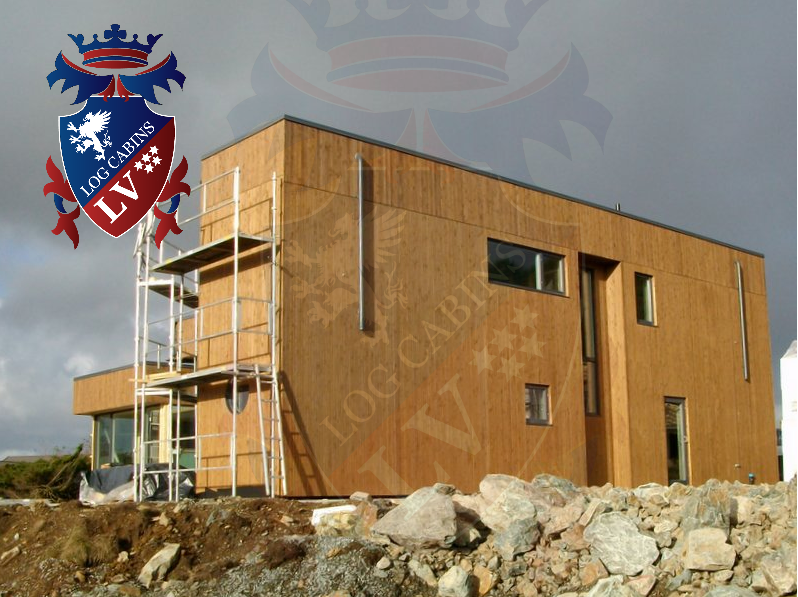Timber Frame Houses  24