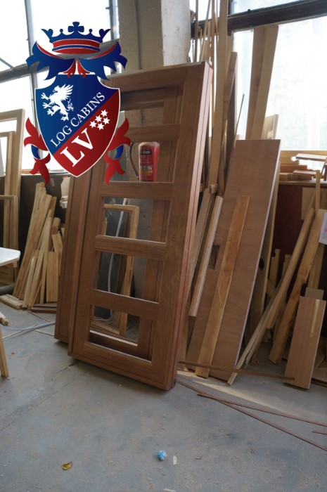 Timber Frame Housing  0688